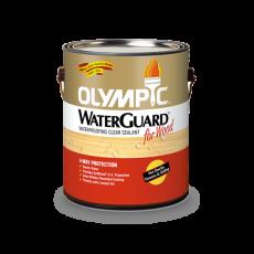 올림픽 워터가드 오일 스테인 3.78L-투명
